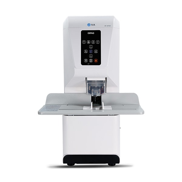 Gepad Fully Automatic Financial Binding Machine GP-AT500 03